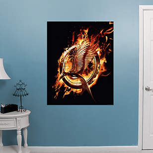 The Hunger Games: Catching Fire Logo