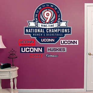 UConn Huskies Women's Basketball Legacy Logo