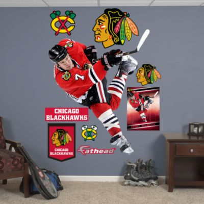 P.A. Parenteau Fathead Wall Decal