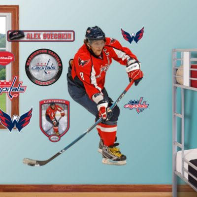 Alex Ovechkin Fathead Wall Decal