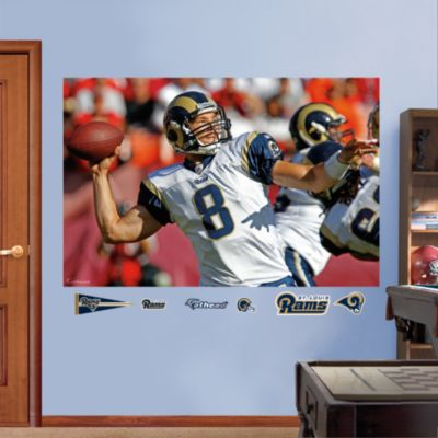 West Virginia Mountaineers - Milan Puskar Stadium Mural Fathead Wall Decal