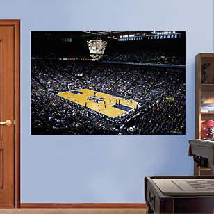 Rupp Arena - Kentucky Wildcats Arena Mural