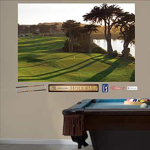 PGA TOUR TPC Harding Park Hole 15 Mural