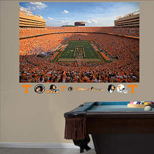 University of Tennessee - Neyland Stadium Mural