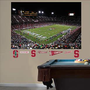Stanford Cardinal - Stanford Stadium Mural