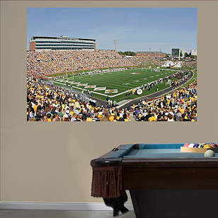 Missouri Tigers - Memorial Stadium Mural