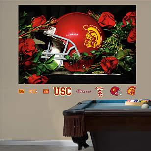 USC Trojans - Roses Mural