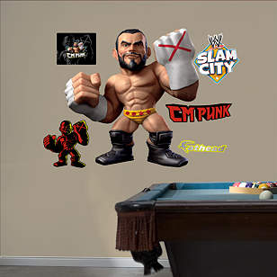 CM Punk - Slam City