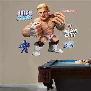 Dolph Ziggler - Slam City