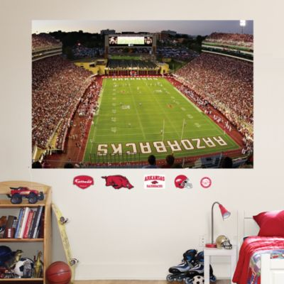 Giants-Redskins Line of Scrimmage Mural Fathead Wall Decal