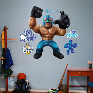 Rey Mysterio - Slam City