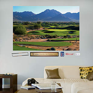 PGA TOUR TPC Scottsdale Hole 16 Mural