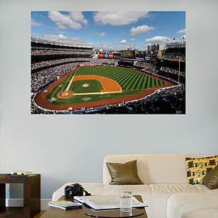 Inside Yankee Stadium Mural