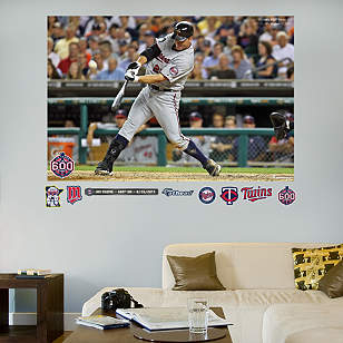 Jim Thome 600th Home Run Mural