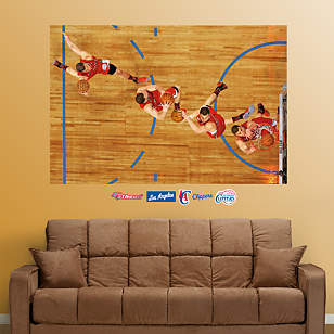 Blake Griffin Overhead Dunk Mural