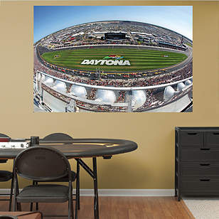 Daytona International Speedway - Wide View Mural