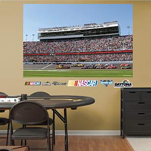 Daytona International Speedway Mural