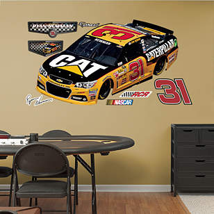 Ryan Newman #31 Caterpillar Car