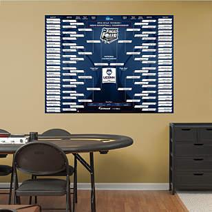 UConn Huskies 2014 Champions Bracket