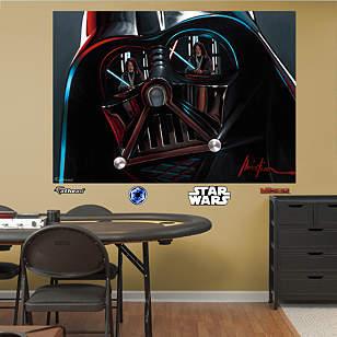 Vader™ Helmet Mural