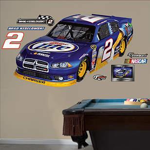 Brad Keselowski #2 Car 2012