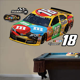 Kyle Busch 2013 M&M's Car