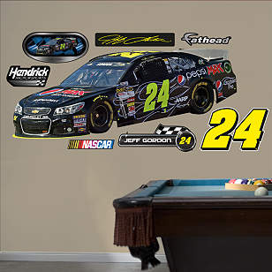 Jeff Gordon #24 PepsiMax Car 2013