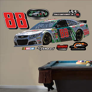 Dale Earnhardt Jr. #88 Diet Mountain Dew Car