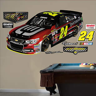 Jeff Gordon #24 Drive to End Hunger Car 2014