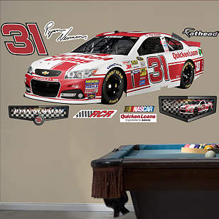 Ryan Newman #31 Quicken Loans Car