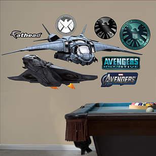 The Avengers Quinjet