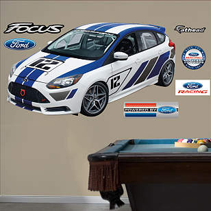 Ford Focus ST-R - Ford Racing