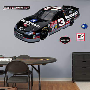 Dale Earnhardt  Car