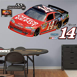 Tony Stewart #14 Office Depot Car 2012