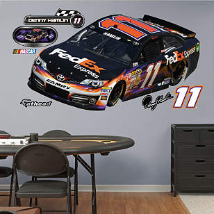 Denny Hamlin 2013 FedEx Car