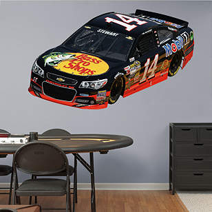 Tony Stewart 2013 Bass Pro Car