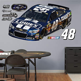 Jimmie Johnson 2013 Lowe's Car