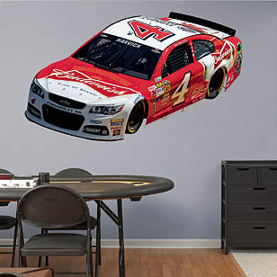 Kevin Harvick 2014 Budweiser #4 Car