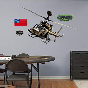 OH-58 Kiowa Warrior