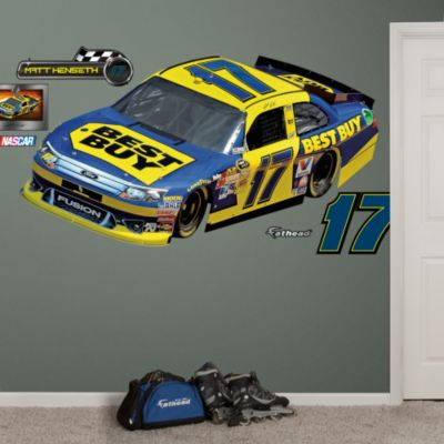Ryan Newman #31 Quicken Loans Car Fathead Wall Decal