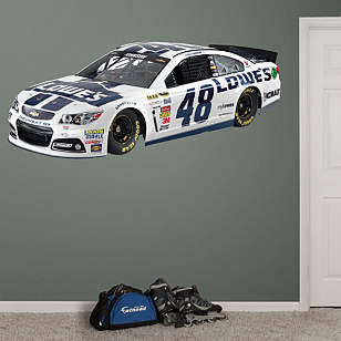 Jimmie Johnson #48 Lowe's Car 2014