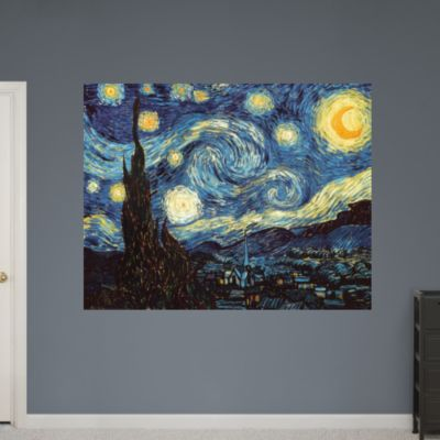 The Scream by Edvard Munch Fathead Wall Decal