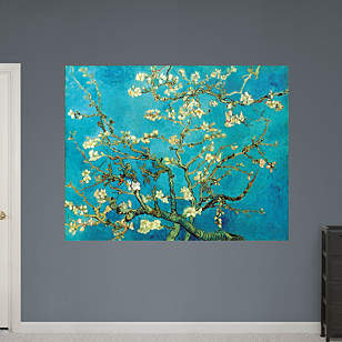 Branch of an Almond Tree in Blossom by Vincent van Gogh