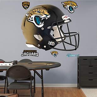 Jacksonville Jaguars 2013 Helmet