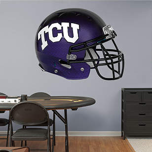 TCU Horned Frogs Helmet
