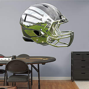 Oregon Ducks Liquid Carbon Helmet