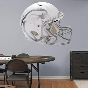 Mississippi State Bulldogs Helmet - White
