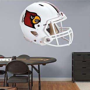 Louisville Cardinals Helmet
