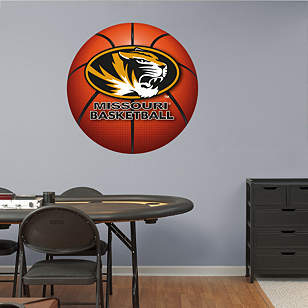 Missouri Tigers Basketball Logo