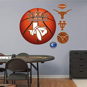 Texas Longhorns Basketball Logo